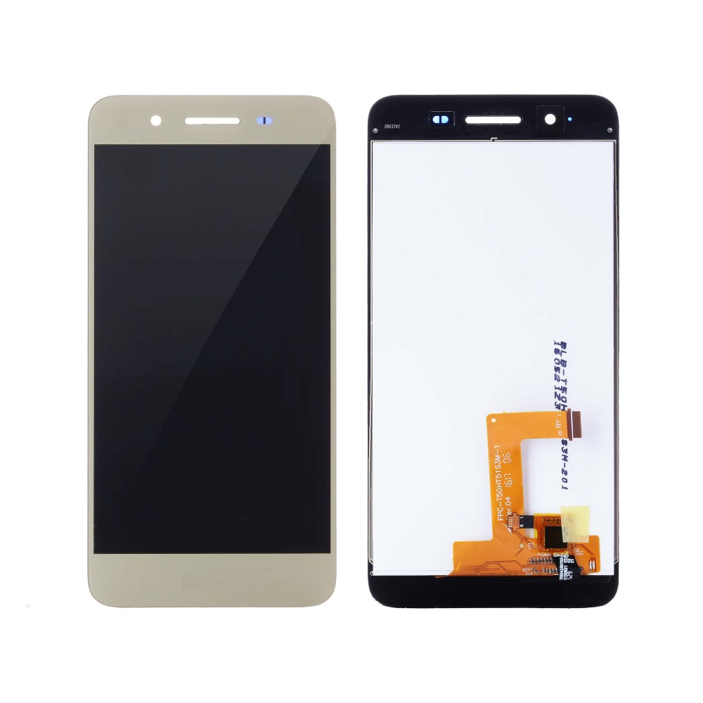 AAA + calidad Original pantalla LCD para Huawei P8 Lite Smart disfrutar 5S pantalla LCD Digitalizador de pantalla táctil TAG-L21 TAG-L22 TAG-L03