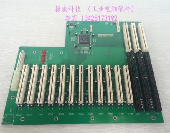 Teste de Alta Placa-mãe do Computador Qualidade Industrial 12 Pci 100% Pbp-15p12b Pbp-15p12