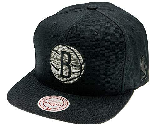 Gorra Mitchell & Ness Brooklyn Nets NBA Snapback Gorra, gorras de béisbol, Gorra para hombres, Gorra para mujeres, camionero, hip hop, sombrero, Verano