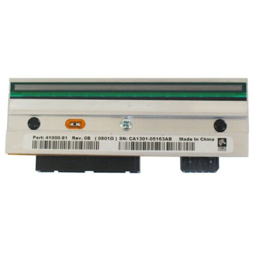 G32432-1M رأس الطباعة لل زيبرا 105SL طابعة حرارية للملصقات 203 ديسيبل متوحد الخواص
