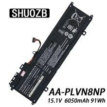 SHUOZB محمول بطارية AA-PLVN8NP 15.1 فولت 91Wh لسامسونج ATIV كتاب 8 اللمس 880Z5E NP880Z5E NP880Z5E-X01CH NP880Z5E-X01SE
