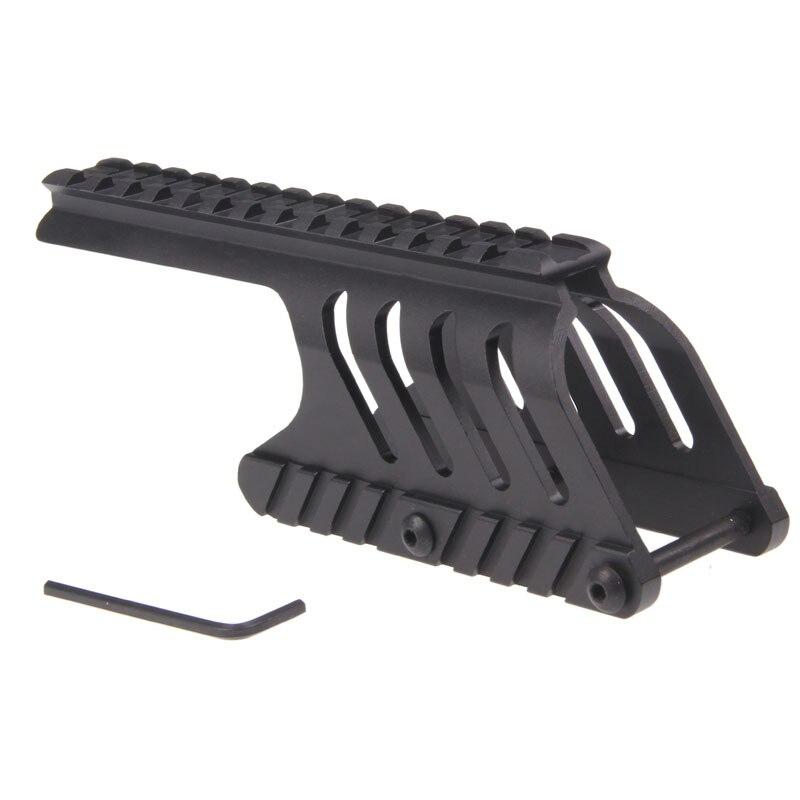 Funpowerland Remington 870 RM870 pistola de disparo 12 Ga. Rifloscopio Picatinny montaje carril