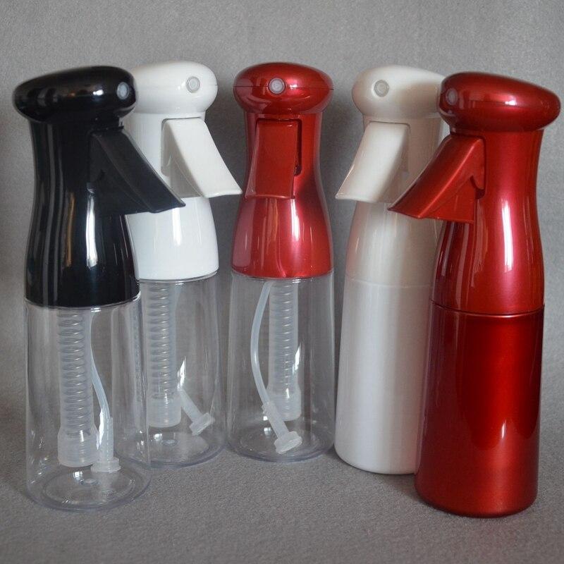 200 мл/360 мл/250 мл/500 мл Парикмахерская бутылка для распыления многоразового распылителя бутылка для непрерывного распыления волос contin-u-спрей
