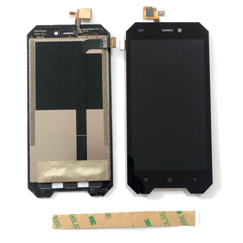 4.7 for for para blackview bv4000 display lcd + touch screen digitador assembléia para bv 4000 pro