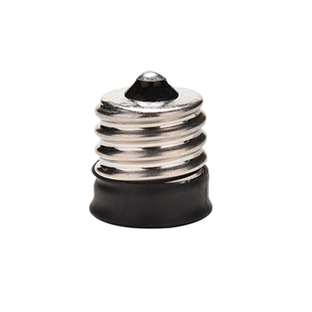 1 шт. E17 промежуточного E12 канделябры База светильник цоколь Адаптер держатель редуктора