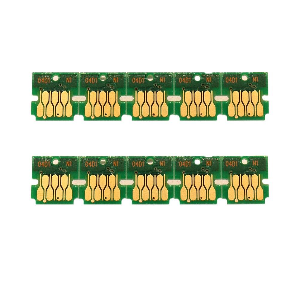 T04D100 T04D1 Chip de Tanque de Manutenção para Epson XP-5100 XP-5105 XP-5115 ET-3700 ET-2700 ET-2750 WF-2860 WF-2865 WF-2800 WF2861 etc