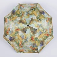 women folding rain umbrellas female sunny parasol fashion lady paraguas windproof travel umbrella for girl