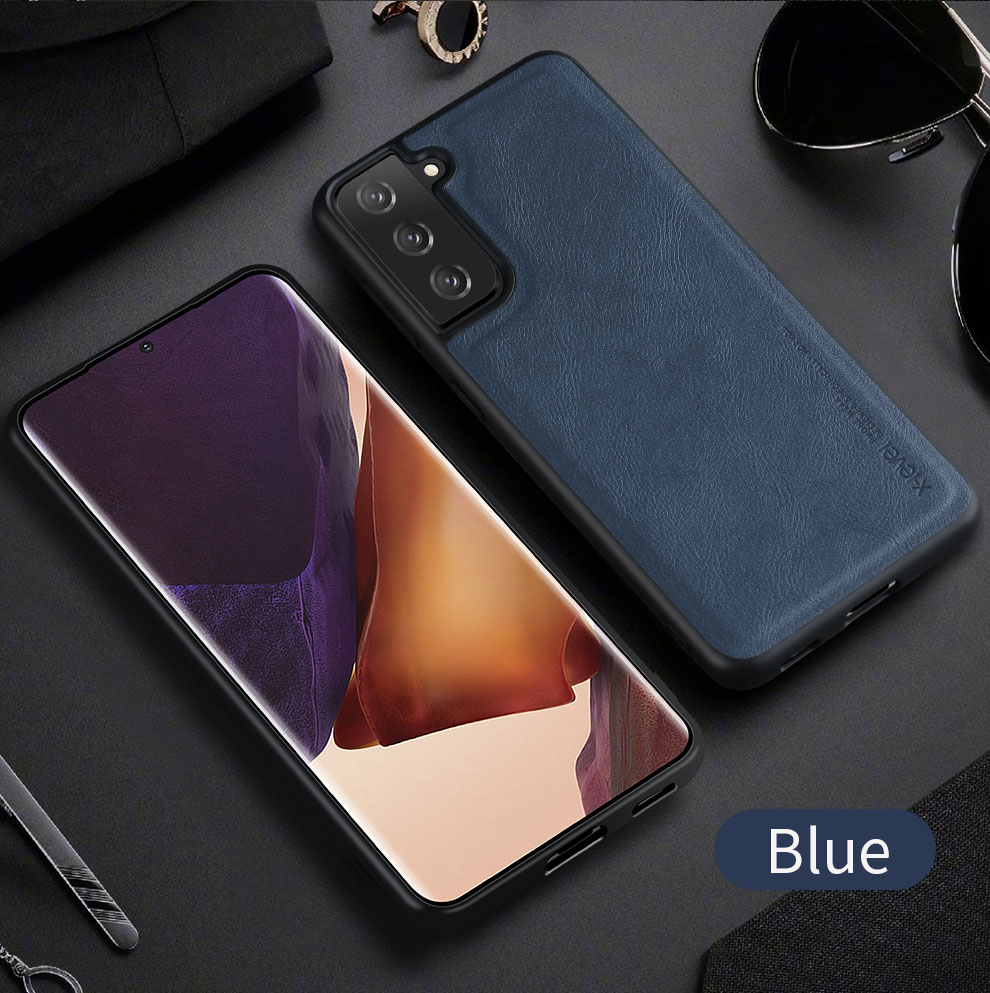 Galaxy S21 Plus Leather Case 13