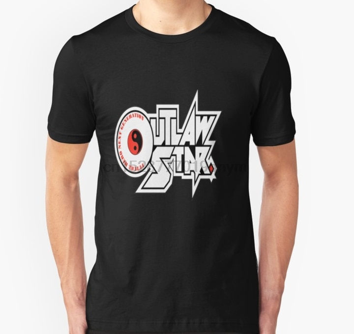 Homens tshirt Outlaw Star Camisa Unisex T Impresso T-shirt T-shirt top