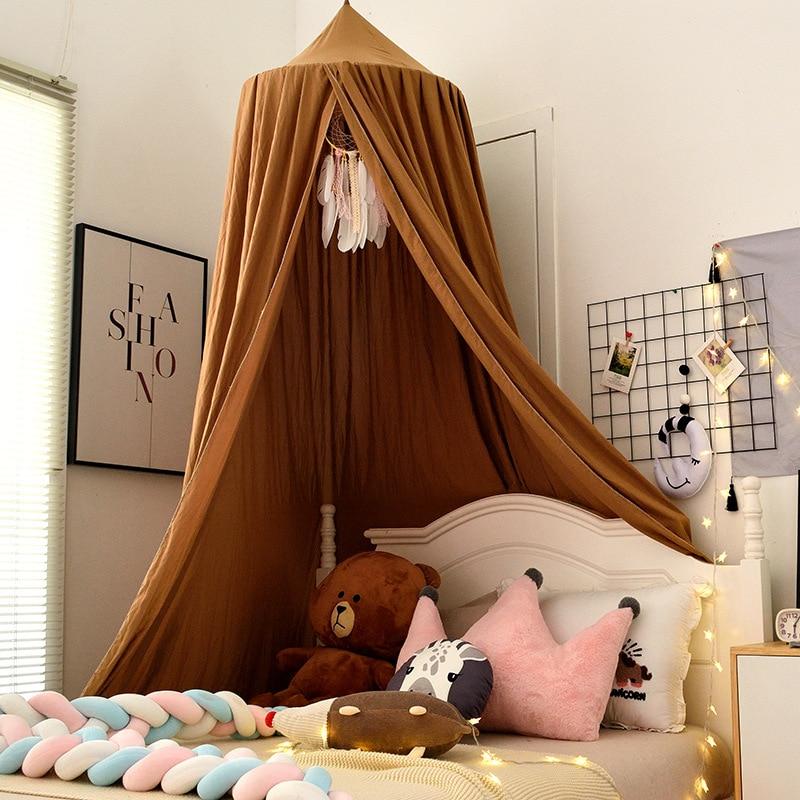 Детская кроватка, кровать, палатка, подвесной купол, москитная сетка, детская кровать, детская комната для девочки, Декор, детская кровать, н... нечитаева н детская комната для игры отдыха и учебы