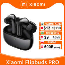 2021 New Xiaomi FlipBuds Pro Noise Cancelling Earphone Ture Wireless Bluetooth 5.2 TWS Headset With Mic Handsfree Voice Control