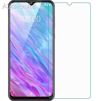 9H verre trempé pour ZTE Blade 20 smart A3 A5 A7 2019 2020 A622 L8 V10 Vita A530 Film de protection en verre protecteur d'écran couverture
