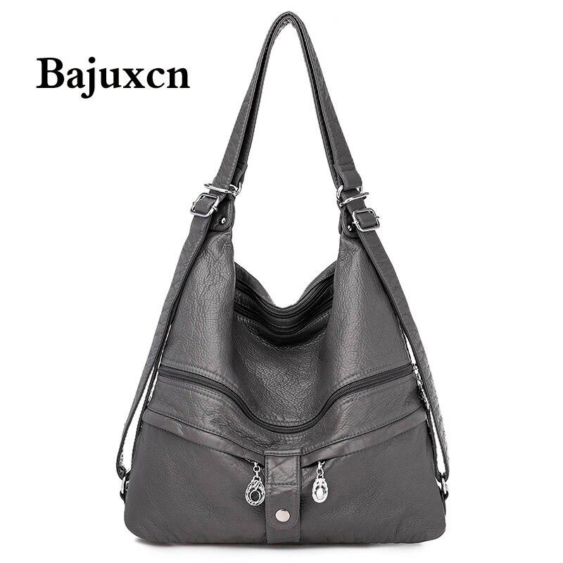 Multifunction Ladies Hand Bags for Women 2020 Luxury Handbags Women Bags Designer Handbags Back Pack Lady Crossbody Shoulder Sac