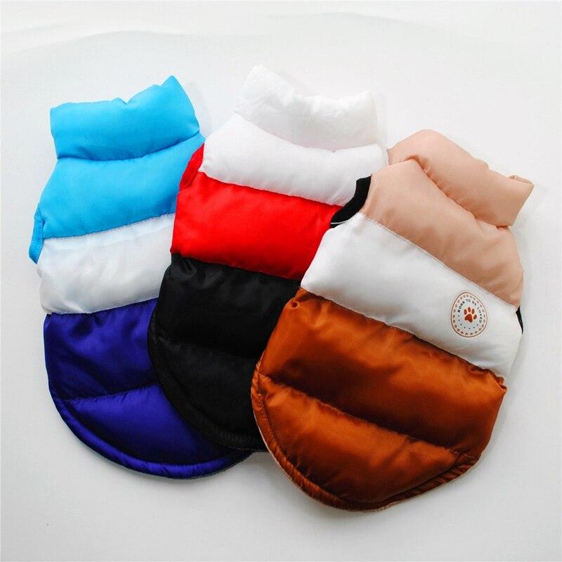 Chaleco cálido de invierno para Perro, Ropa para Perro, chaqueta para Perro...