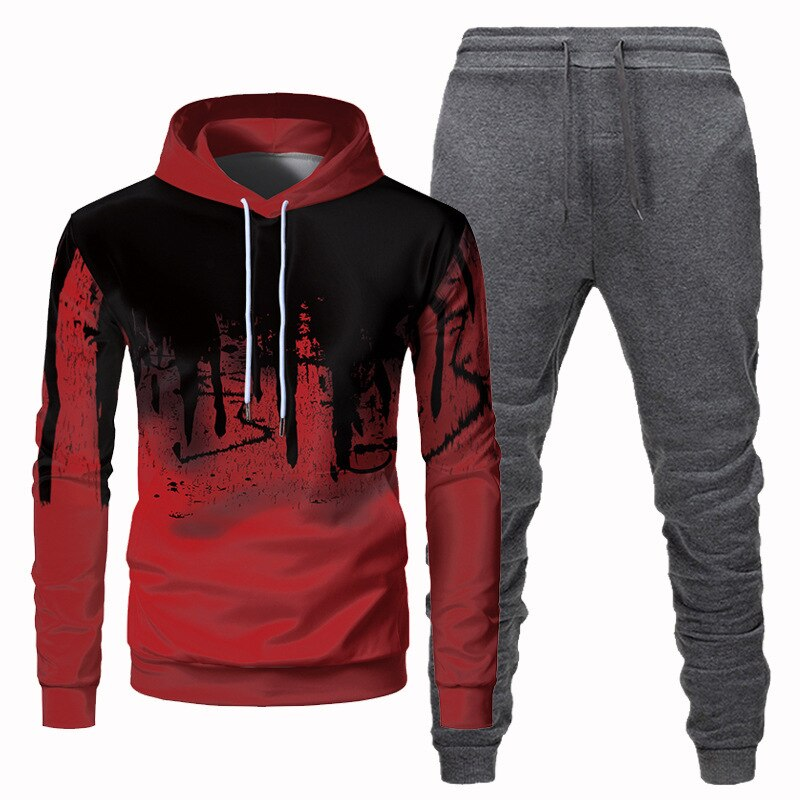 toy 4 boys hoodie track and field sportswear boutique clothing casual hoodie boys hoodie autumn and winter hoodies tops 2021 new autumn and winter men's suit hoodie + pants Harajuku sports suit casual sports shirt track and field sportswear