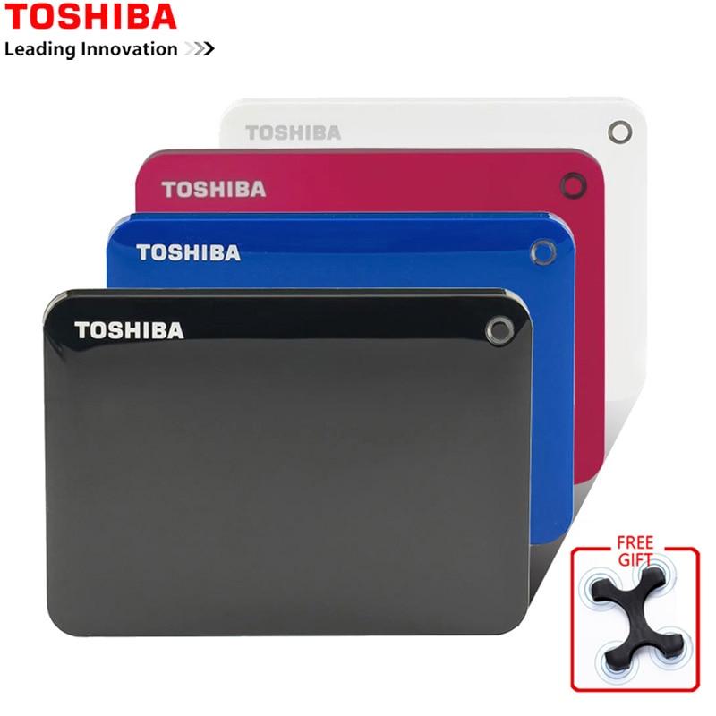 توشيبا Canvio المتقدمة V9 USB 3.0 2.5