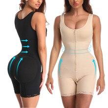 Shapewear vita dimagrante Shaper corsetto slip dimagranti Butt Lifter modellazione cinturino Body shapers intimo donna T3