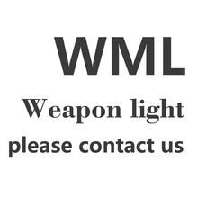 SOTAC-GEAR Hunting Gun Tactical fleshlight Weapon Light Waterproof Airsoft Short Version glock Fit 20mm Picatinny Rail