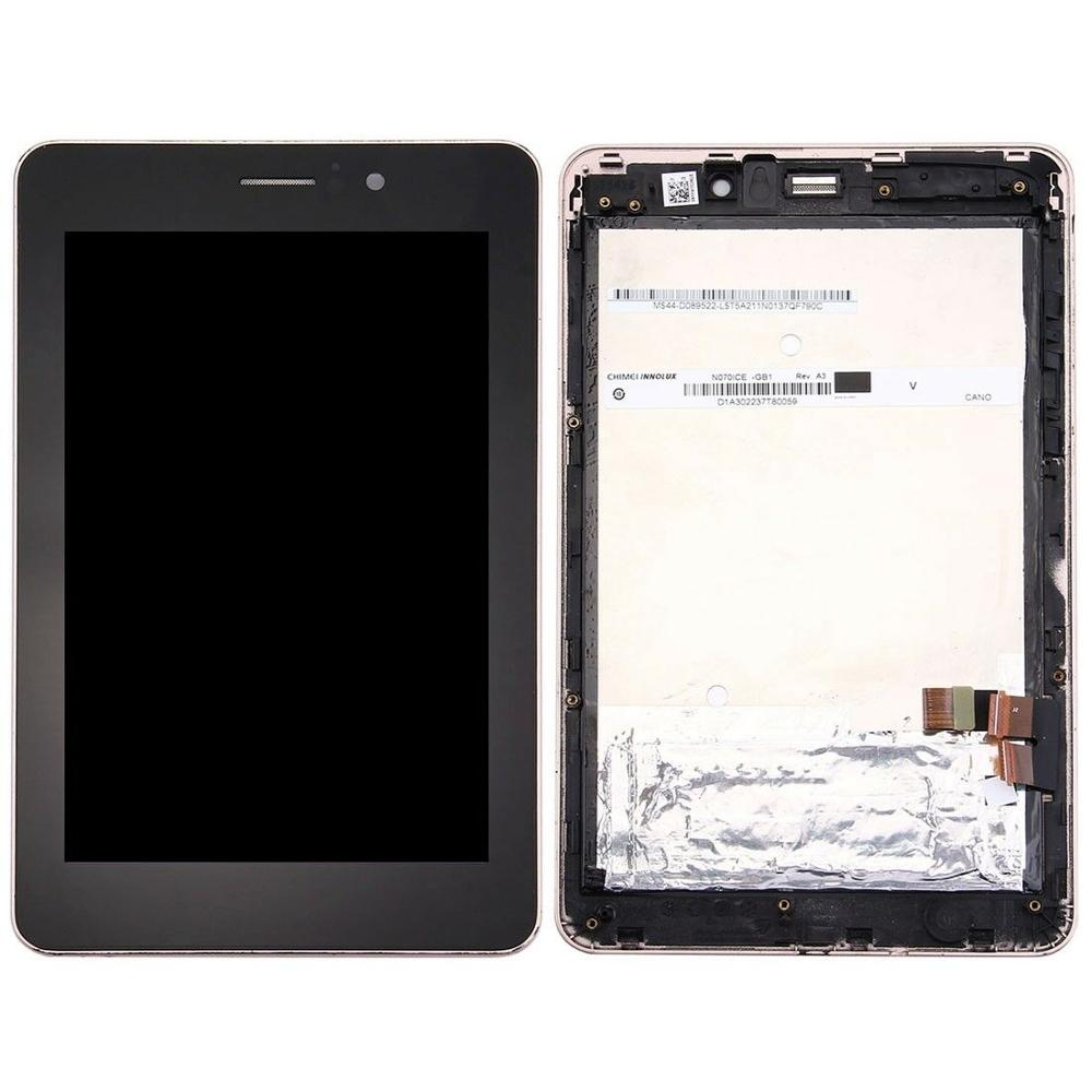 LPPLY nuevo para ASUS Fonepad ME371 ME371MG K004 pantalla LCD + montaje de pantalla táctil digitalizador con marco