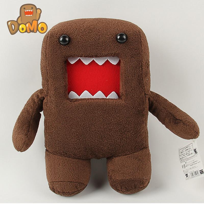 20cm Kawaii Domo Kun Domokun Plush Toys Doll Funny Domo-kun Plush Toy Soft Stuffed Animals Toys for