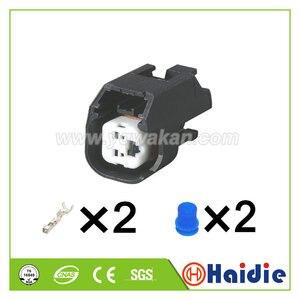 5sets 2pin  Delphi EV6, LS2,3, ID-1000 Injector Auto Plug Connector 15419715
