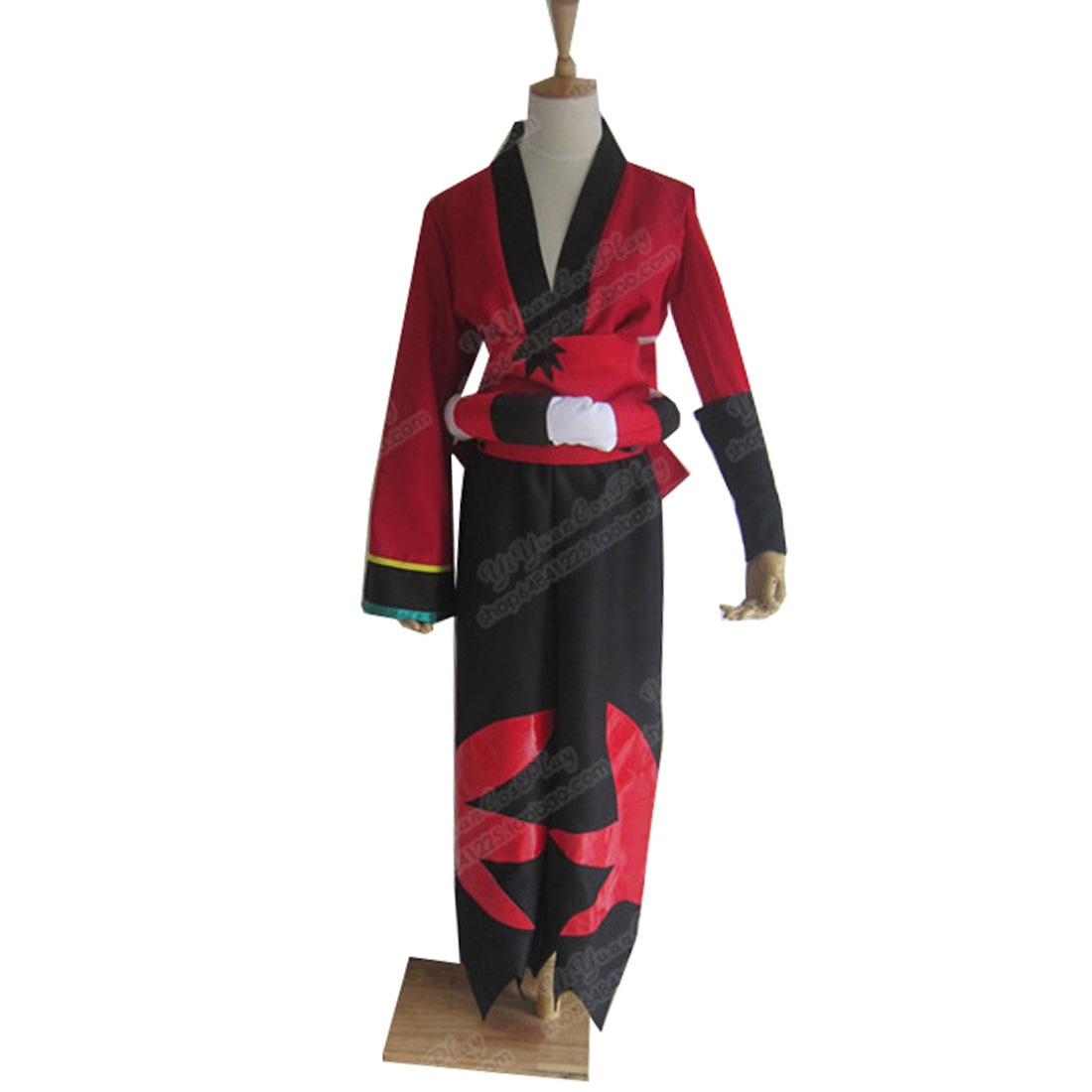2019 Katanagatari espada historia Shichika Yasuní Cosplay traje