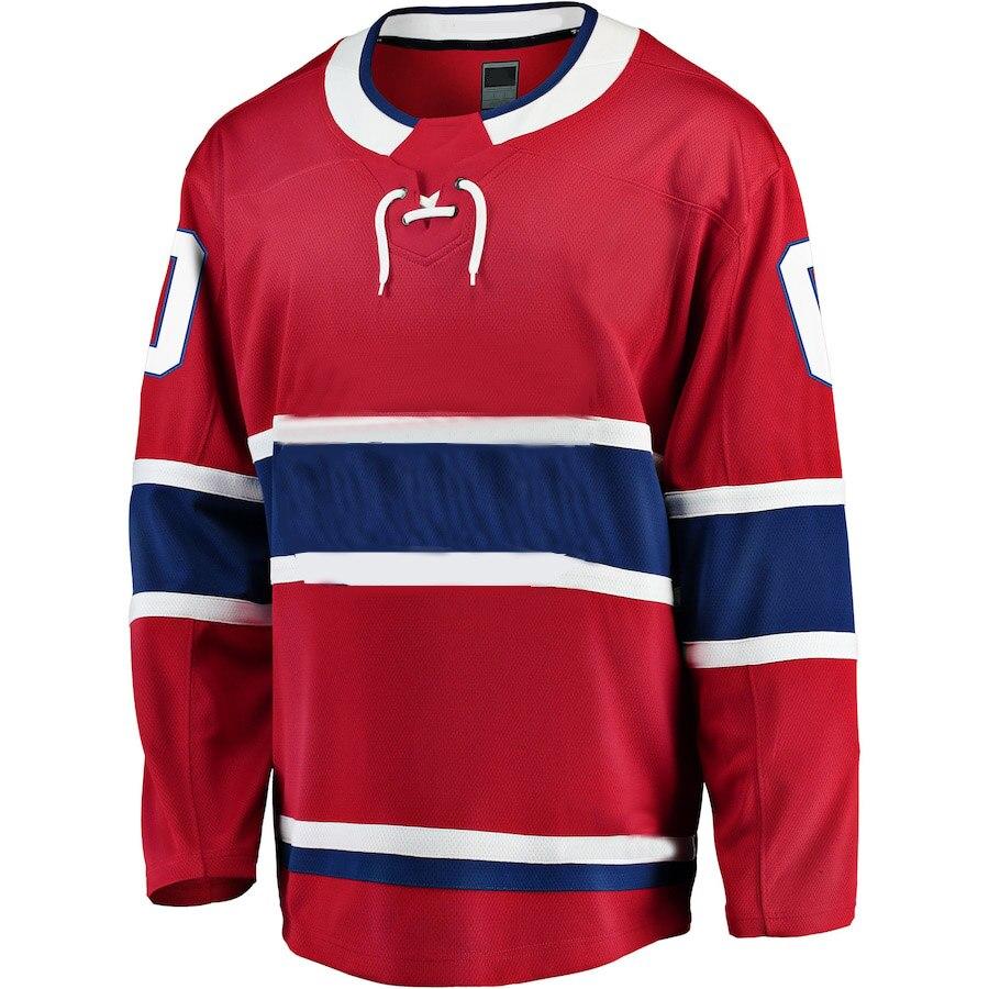Мужская майка для американского хоккея, Монреаль, для фанатов льда, голубая хоккейная Майка Kotkaniemi по цене, красная хоккейная Майка