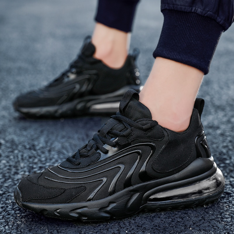 Zapatillas de deporte Air Cushion para hombre, zapatillas deportivas para hombre, zapatillas informales para hombre, calzado de alta calidad, zapatillas para hombre, talla grande 46