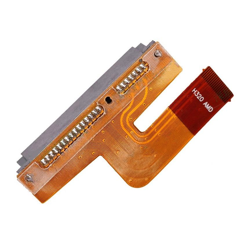 Nuevo Dell M301Z N301 N301Z 0CW6H8 SATA adaptador de disco duro 1 Conector de cable HDD