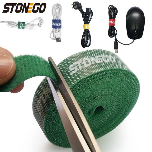 USB-устройство для сматывания кабеля STONEGO, органайзер для кабелей, держатель для проводов мыши, наушников, держатель для HDMI-шнура, бесплатное управление телефонным обручем, лента для защиты | Мобильные телефоны и аксессуары | АлиЭкспресс