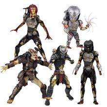 The PREDATOR Scale Ultimate Jungle Hunter Jungle Demon Concrete Clan Leader PVC Action Figure Dolls Collectible Model Toy