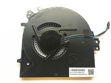 Ventilador de Nueva CPU Original para ordenador portátil HP ProBook 450 455 470 G5 L03854-001