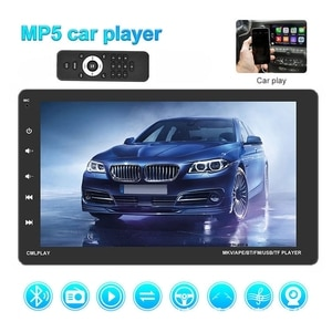 9 Inch Universal Car Stereo Contact Screen MP5 Player Support Mirror Link FM Steering Wheel Control