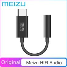 Meizu Headphone Amplifier HiFi lossless DAC Type-C to 3.5mm audio adapter Cirrus Logic CS43131 Chip 600ou PCM 32bit/384k