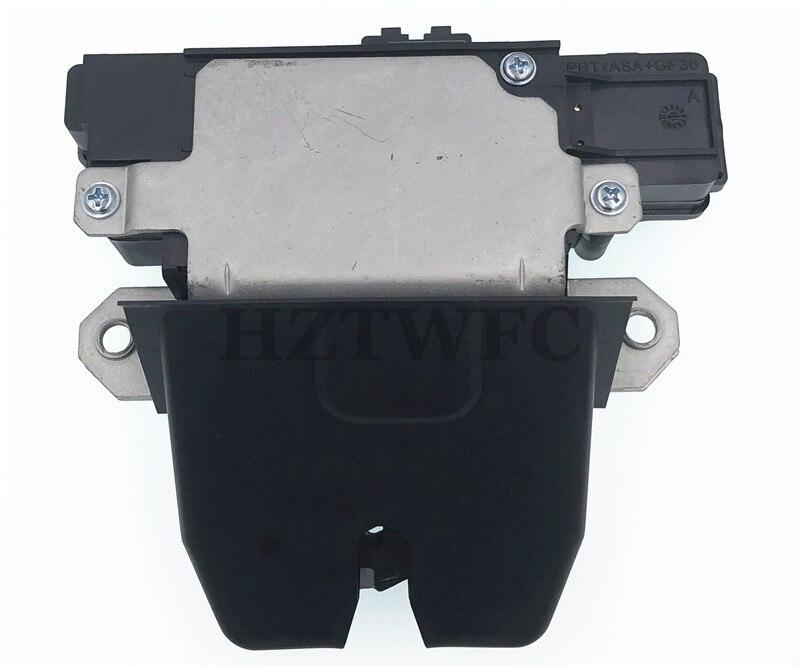 Nuevo para Ford Focus MK2 Mondeo MK4 maletero trasero cerradura de maletero interruptor de liberación Cierre de tapa de maletero pestillo cierre Central 5 pines