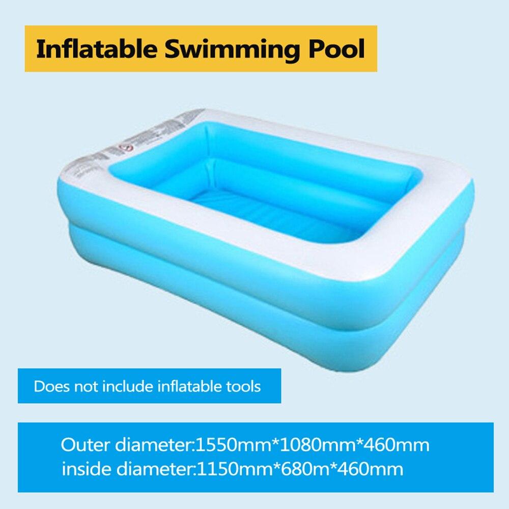 Piscina inflable para bebés, piscina hinchable para adultos, bañera fresca de verano...