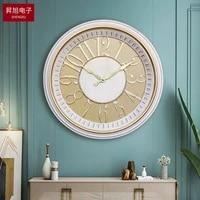 numbers silent classic wall clock modern design gold wall clocks wall watch wallclock kitchen wall art klok home decor bi50wc