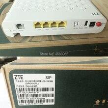 Original zte F660 6.0 zte zxhn F660 gpon ont onu 1GE 3FE avec Wifi zte modem à fibres optiques même fonction que HG8546M HS8545M5 F623