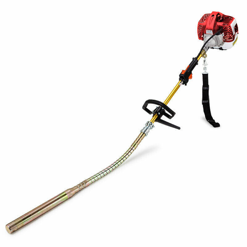 NEAT Gas Backpack Concrete Vibrator With Concrete Vibrator Shaft 35mm * 2.5m enlarge