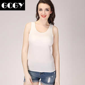 GCGY 2020 Women Tank Solid Color Sleeveless Letter Print Sexy backless top Casual t shirt Women Vest tops