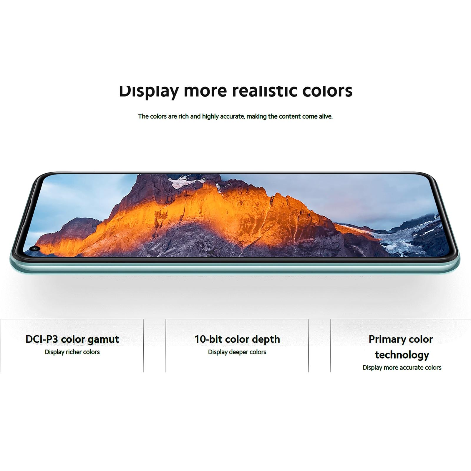 New Global Version Xiaomi Mi 11 Lite 5G Smartphone 6GB+128GB Snapdragon 780G Eight Core 64MP NFC AMOLED Full Screen 90HZ Refresh enlarge