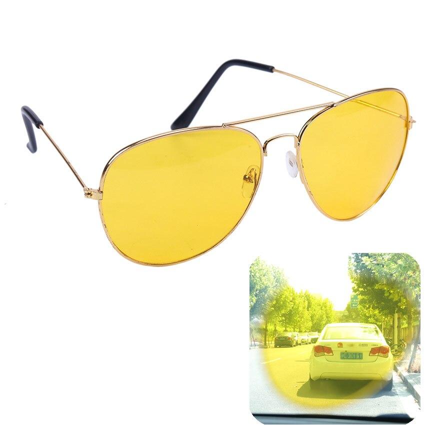 1 gafas para ordenador, gafas de sol antipolarizadas, controladores de aleación de cobre, gafas de visión nocturna, gafas de conducción polarizadas, accesorios para automóviles