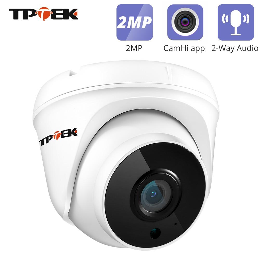 Cámara IP de vigilancia para interiores, dispositivo de vídeo doméstico inalámbrico Onvif...