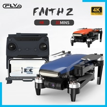 CFLY Faith 2 GPS 3-Axis Gimbal fpv Drone Quadcopter C-FLY Faith2 Collapsible Helicopter 4K Video Pho