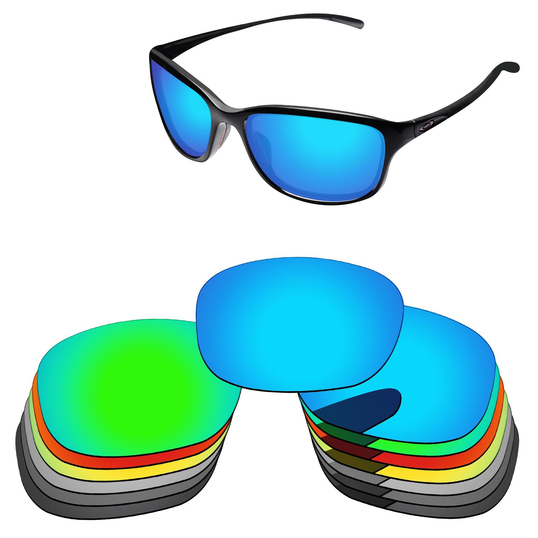PapaViva lentes de repuesto para gafas de sol polarizadas auténticas Shes Unstoppable OO9297-opciones múltiples