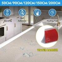 Stoppeur de salle de bain bande de retenue deau pliable porte de salle de bain machine a laver seuil de douche barriere de barrage de douche deau