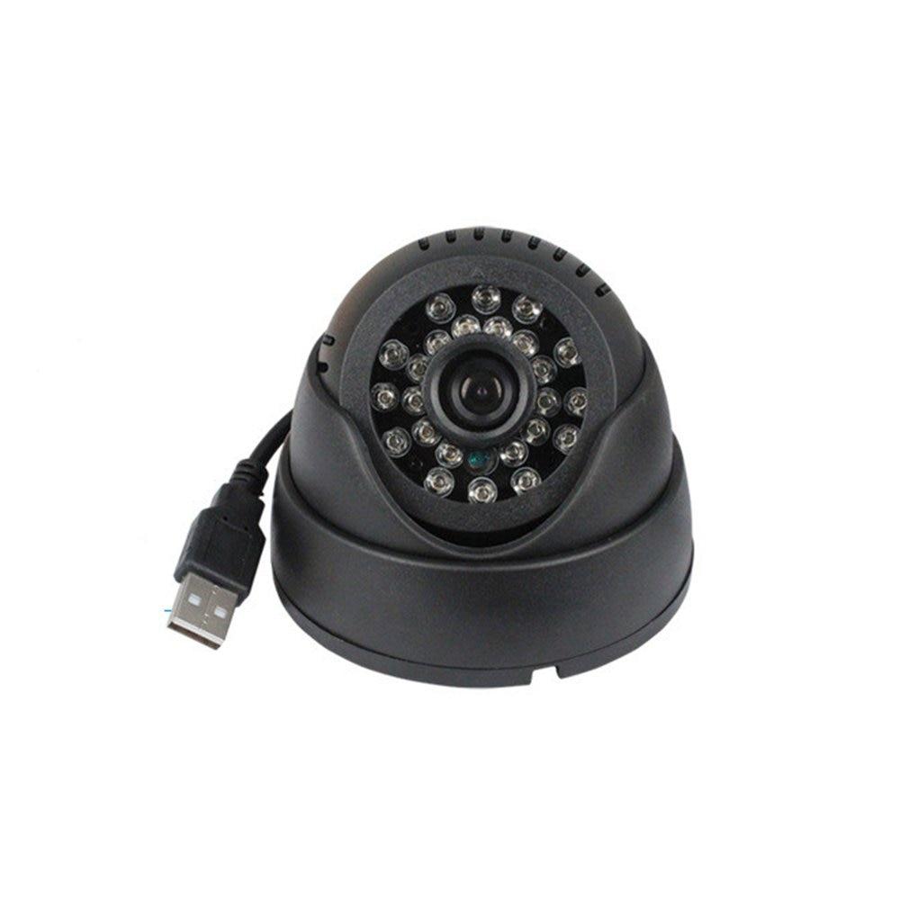 Home Fool Card, máquina de monitoreo por infrarrojos, Usb domo, Insertar tarjeta de memoria, cámara de vigilancia, versión en inglés