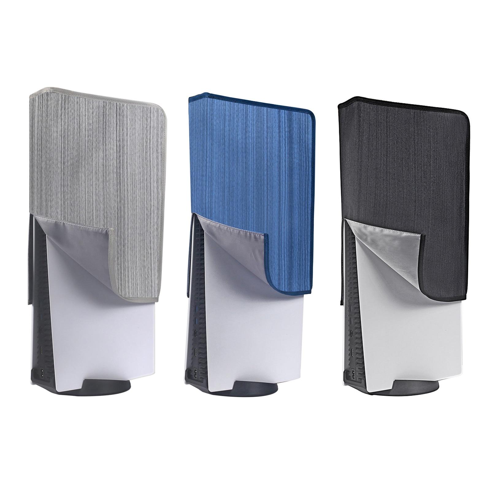 Пылезащитный чехол для игровой консоли PS5, пылезащитный чехол, моющийся пылезащитный чехол для PlayStation 5, аксессуары для игр PS5