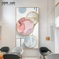 Toile daffiches de peinture en marbre  epissure geometrique abstraite  images dart murales imprimees pour salon  chambre a coucher  allee  decoration de maison