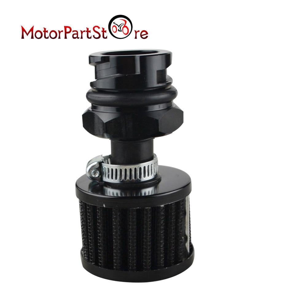 Tapa de filtro de aceite de válvula de motor de aluminio Billet con filtro de aire de ventilación Universal para accesorios de coche LSX LS1/LS6/LS2/LS3/LS7
